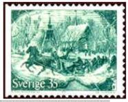 swedde stamp